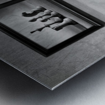 The choice to make Metal print