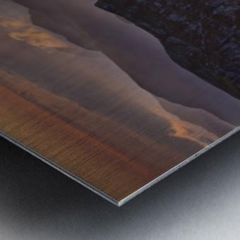 vantage point Metal print