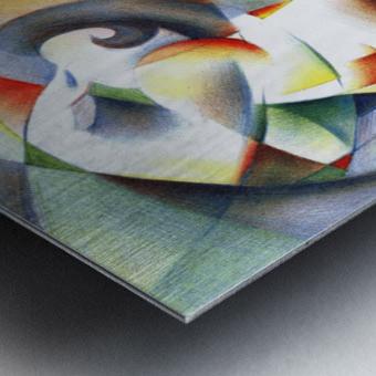 Roundism - 12-10-16 Metal print