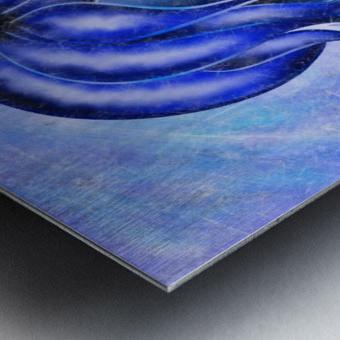Frosinissia V1 - frozen face Metal print