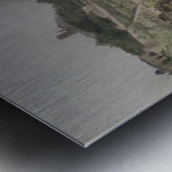 Le pont Tilsitt Metal print