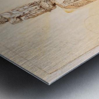 Christ de Breitenstein Metal print