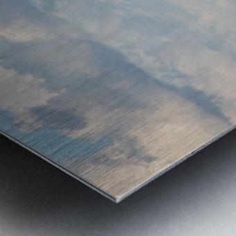 Weel Metal print