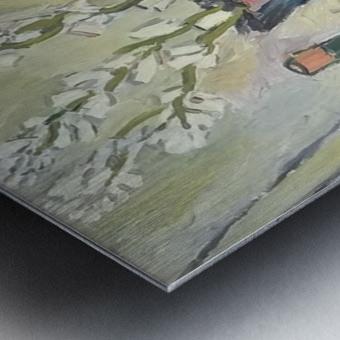 f424a fr Metal print