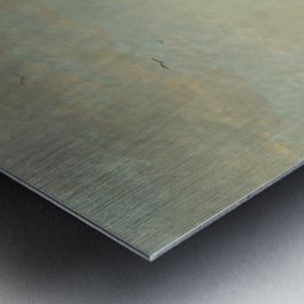 Scheveningse bommen voor anker Metal print