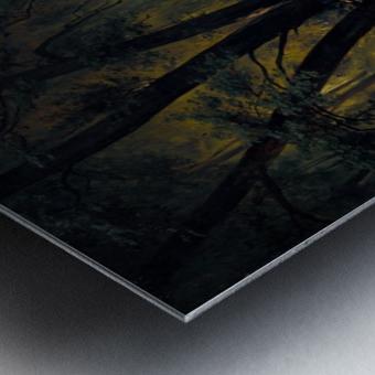 Alchetron Metal print