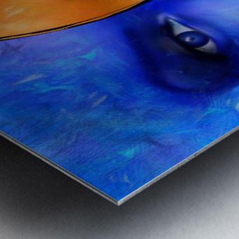 Frescanilla - the mirage Metal print