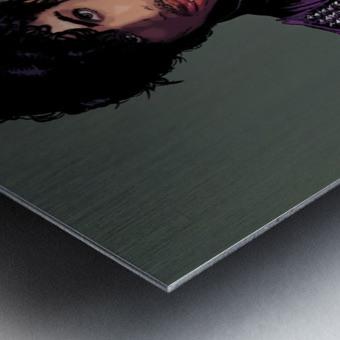 Prince Metal print