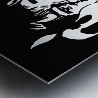 Bill Hicks Metal print