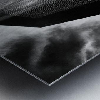 CORPORATE NIGHTMARES II Metal print