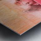 Fried wings Metal print