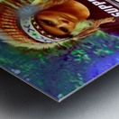 tatsIndian2 Metal print