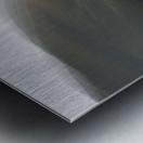 Quiet Metal print