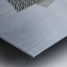 THE TITANIC MUSEUM, BELFAST Metal print