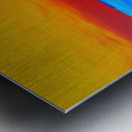 31 x2_31_031 yellow_sky R Metal print