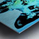 The Wild Moonlight Metal print