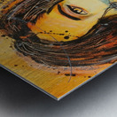 L'Envol Metal print