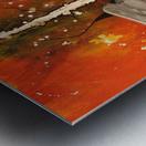 La Brèche Metal print
