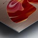 BejeweledButterfly Metal print