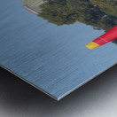 Oporto Red Bull Air Race 2017 Metal print