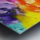 abstra Metal print
