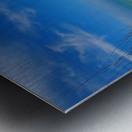 Coquina Dunes Metal print