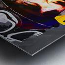 Fangio Metal print