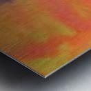 SPLASH DOT Metal print
