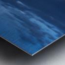 Blue Pre Dawn Marina Metal print