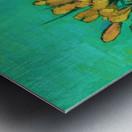 Crocuses Metal print