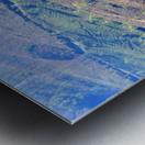 HIMALAYAN ROAD Metal print