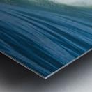Wave of Changes - Vague de Changements Metal print