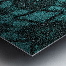 Art of the Green Flacks Metal print