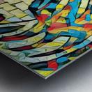 pyramorse Metal print