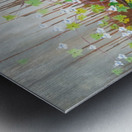 Rift Metal print
