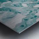 Arctic Metal print