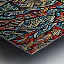 helios Metal print