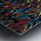 kalephant Metal print
