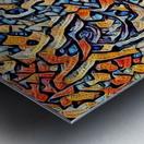 shokalari  Metal print