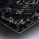 usuna  Metal print