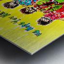 The Beatles - Enjoyed The Show Metal print