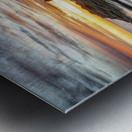 The Big Rock Metal print