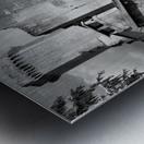 Bourdeilles Dordogne SW France Metal print