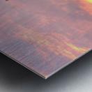 Sunset Sailboat 2 Metal print