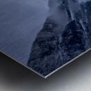 Lake Louise blues Metal print