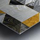 Geometric XXIII Metal print