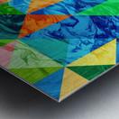 Geometric XXIX Metal print