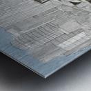 MBTA Hingham-Hull Ferry Metal print