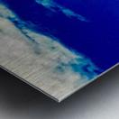 Follow the rainbow  Metal print