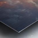 Li River Sunrise Metal print